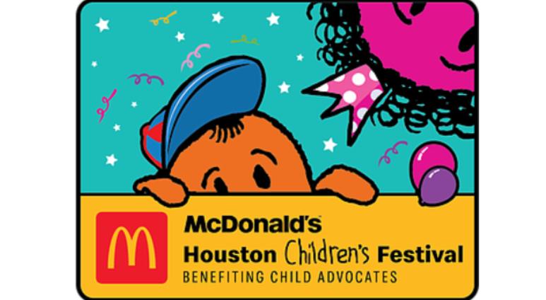 McDonald's Houston Children's Festival Benefiting Child Advocates