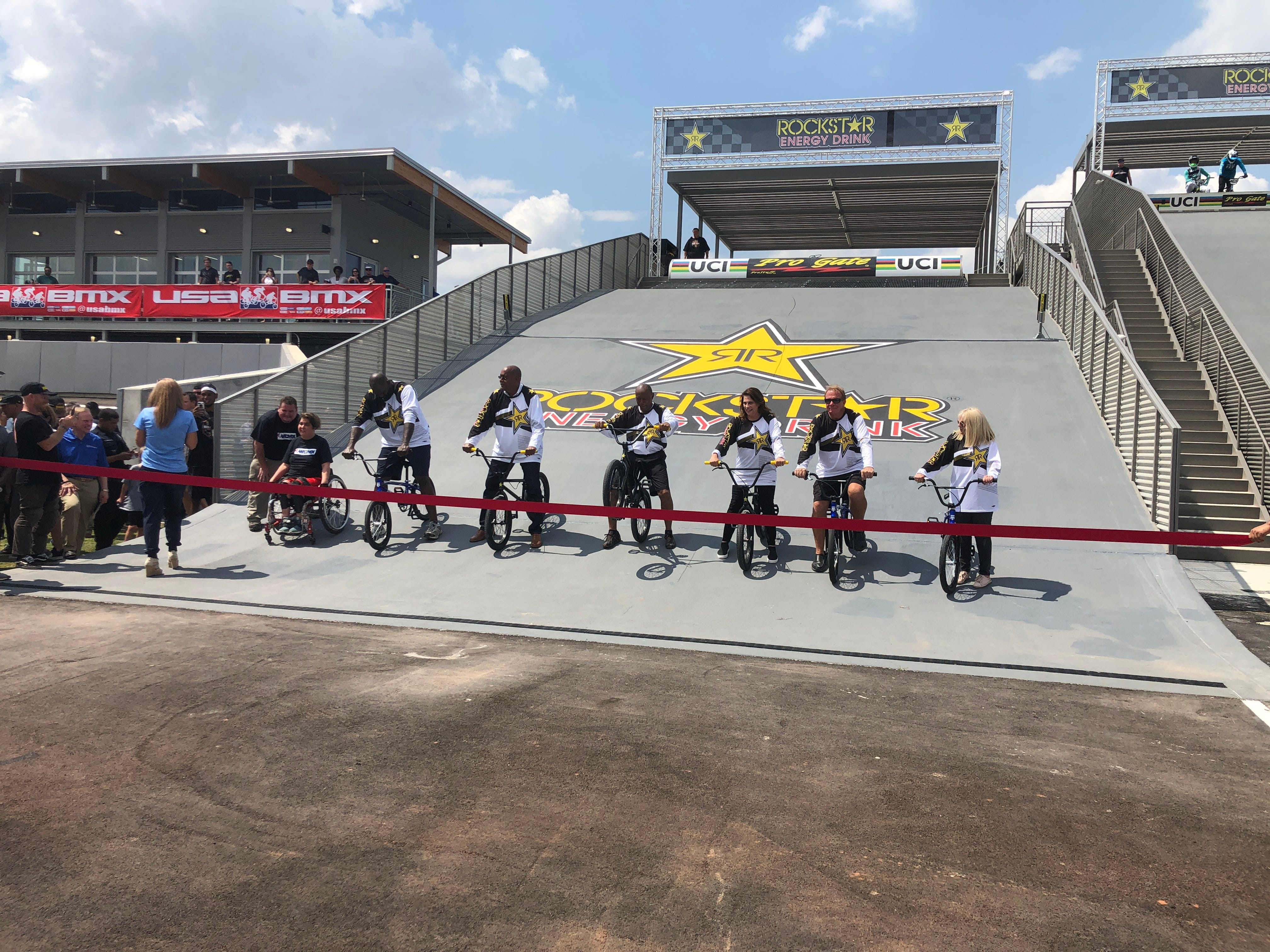 Rockstar Energy Bike Park Opens In North Houston | Sports