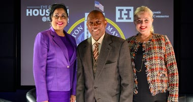 2019 Mayoral Symposium with Sylvester Turner