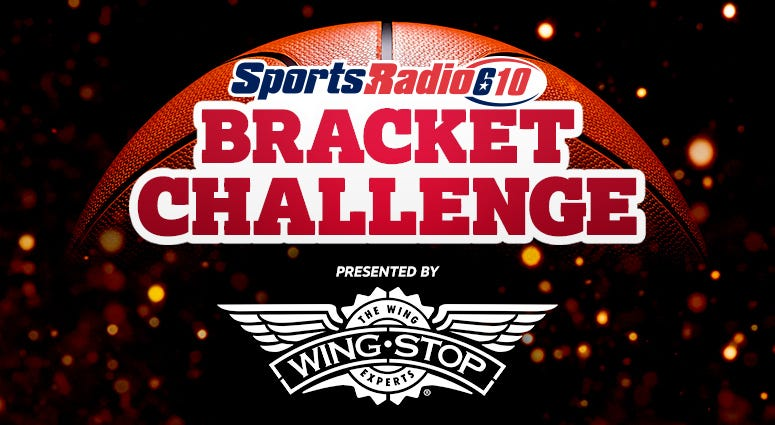 Win passes to the SportsRadio 610 Bracket Challenge presented by Wingstop