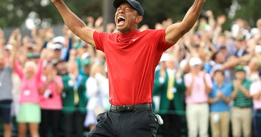 Tiger Woods, Masters