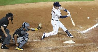 Alex Bregman home run