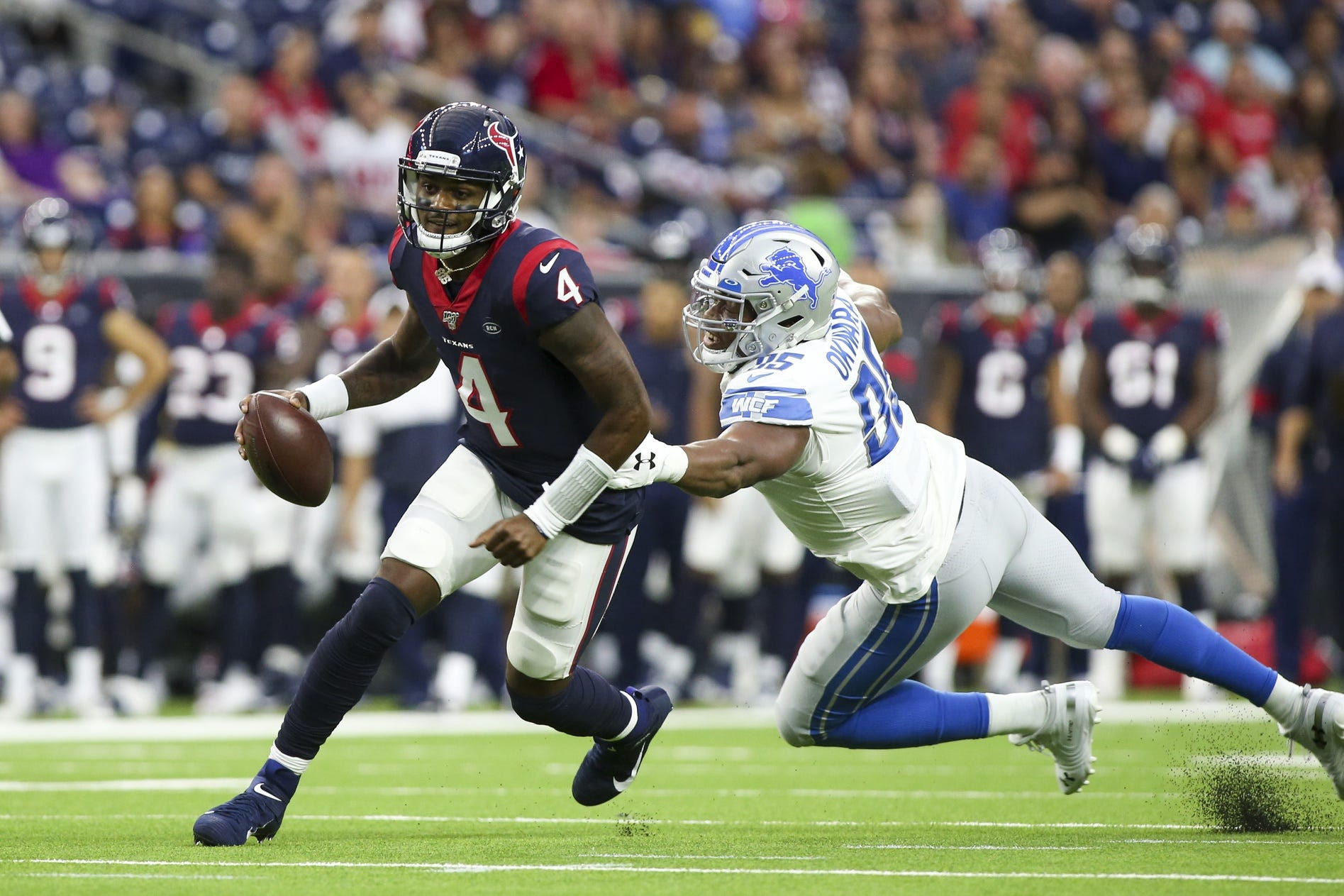 31422eb0 Houston Texans Deshaun Watson Win Detroit Lions Preseason | Sports ...