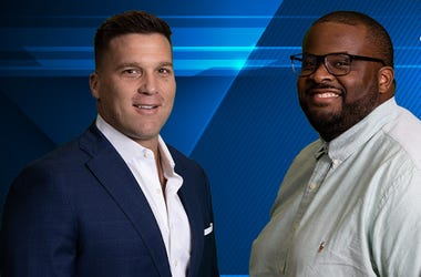 Clint Stoerner & Ron 'The Show' Hughley