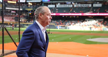 Astros owner Jim Crane
