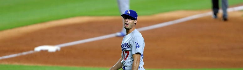 MLB Suspends Dodgers' Joe Kelly 8 Games for Throwing Near Astros' Heads