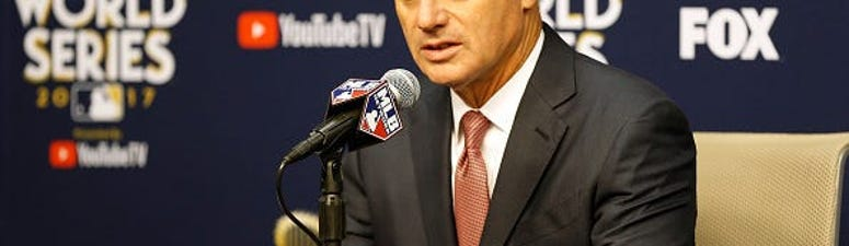 MLB Commissioner Rob Manfred Defends Lack of Punishment for Astros Players