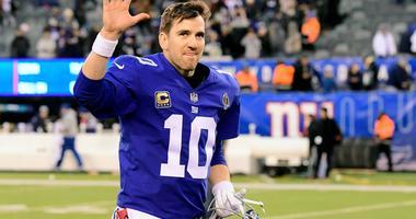 Eli Manning Retiring From NFL