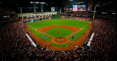 Astros Reportedly Used Cameras and Trashcans To Steal Signs In 2017
