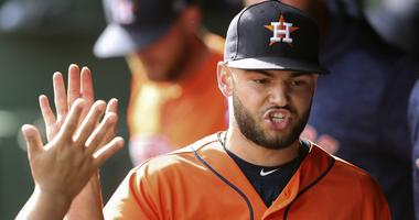 Astros starting pitcher Lance McCullers Jr.