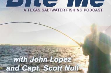 Bite Me - A Texas Saltwater Fishing Podcast | Sports Radio