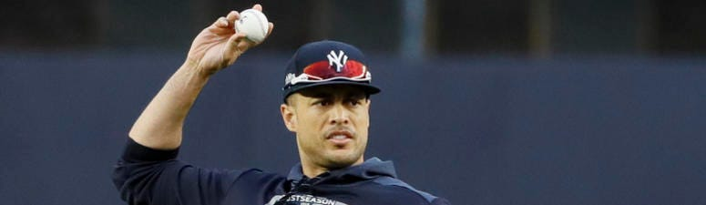Stanton Returns To Yanks Lineup As DH In Game 5 of ALCS
