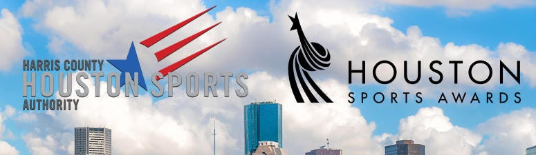 Houston Sports Authority Announces Legacy Winners and Finalists for Houston Sports Awards