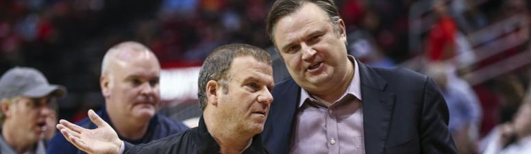 Rockets Try To Move On From Morey's Tweet