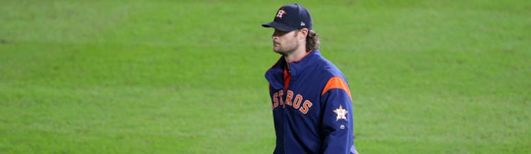 Gerrit Cole Tweets Note To Houston After World Series Loss