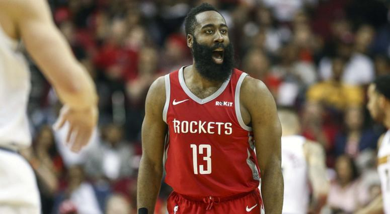 Harden, Rockets Too Much For Nuggets