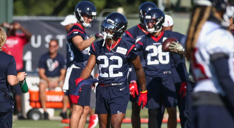 Breaking News Houston Texans Cut Cb Aaron Colvin Sports