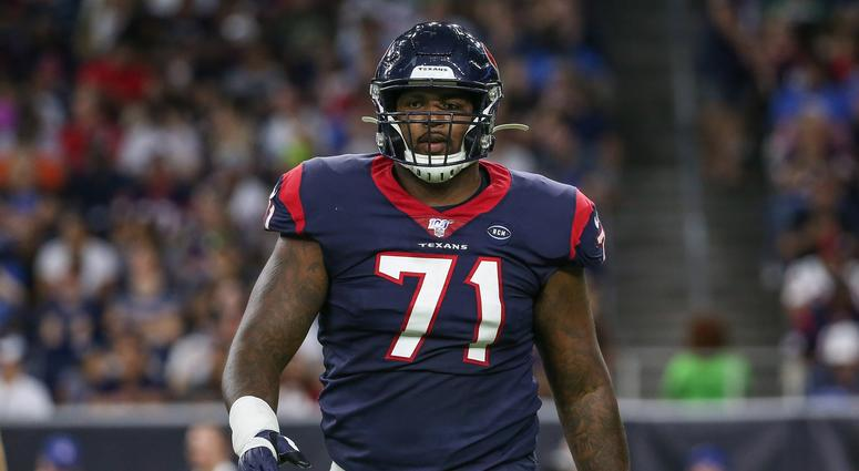 hot sale online d55e6 47d69 Tunsil on Tytus Howard: 'He's going to have a great career ...
