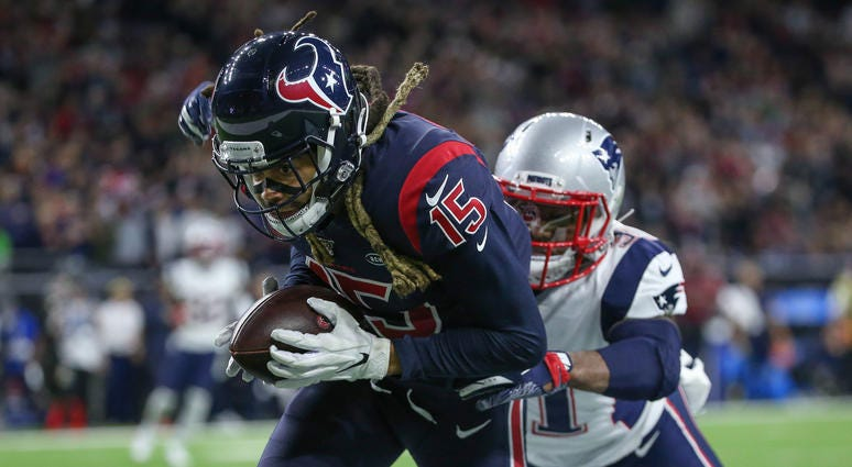 Report Texans Wr Will Fuller Expected To Miss Broncos Game