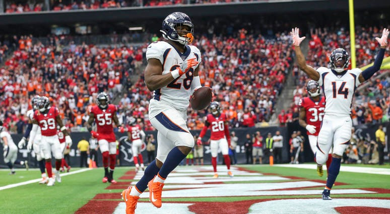 Texans Suffer Letdown In 38 24 Loss To Broncos Sports