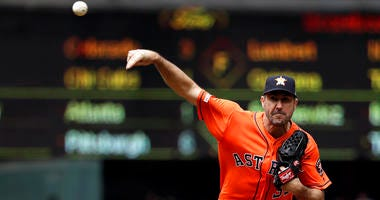 Straw's triple in 14th lifts Astros over Mariners 8-7
