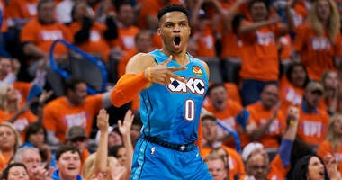 Rockets trade for Russell Westbrook