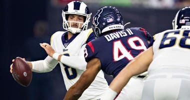 Texans lose to Rams in final preseason game