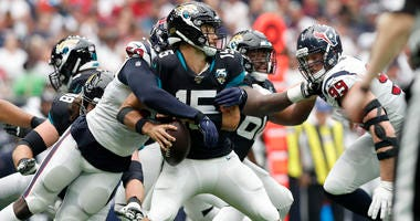 Texans LB Whitney Mercilus Named AFC Defensive Player of the Week