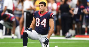 Houston Texans officially release TE Ryan Griffin