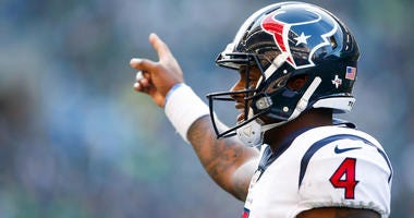 Houston Texans hope Deshaun Watson can lead them to more wins in 2018.