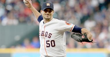 Charlie Morton vs. the Texas Rangers
