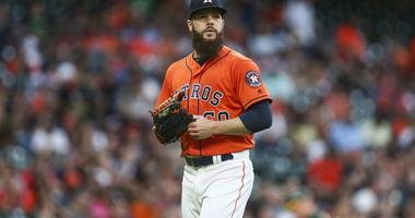 Dallas Keuchel Walks Away