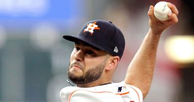 Astros starter Lance McCullers Jr. vs the Mariners