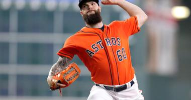 Dallas Keuchel vs. the Royals