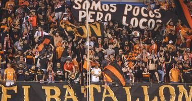 Dynamo Host San Jose Saturday