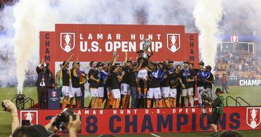 Dynamo Win Lamar Hunt U.S. Open Cup