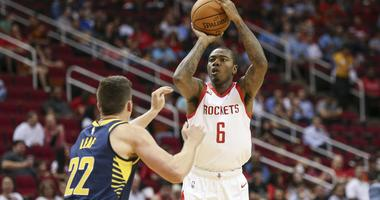 Rockets' Clark Aims For Consistency