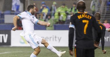 Dynamo Host Seattle In Regular Season Home Finale