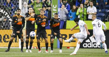 Dynamo On The Road For LAFC