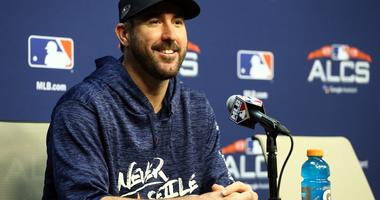 Verlander ALCS press conference