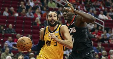 If Healthy, Ricky Rubio Will Cause Rockets Problems