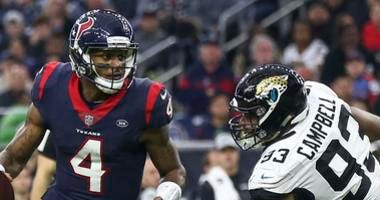 Texans to play the Jaguars November 3rd in London