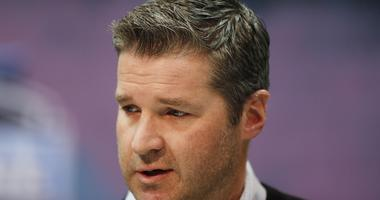 Breaking News: The Houston Texans have fired GM Brian Gaine