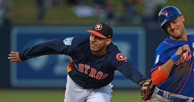 Correa Misses Spring Finale With Neck Injury