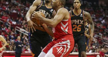 Rockets Break 3-Point Record In Win Over Suns