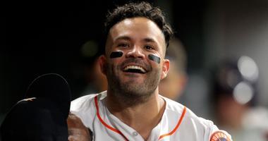 Altuve Homers Twice As Astros Sweep Yankees