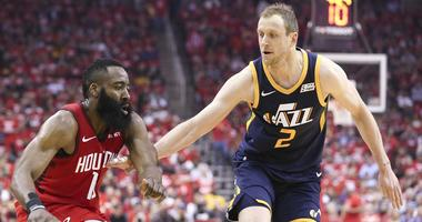 Harden's Triple-Double Leads Game Two Blowout