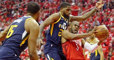 Rockets Know They Must Be Better As Series Moves To Utah