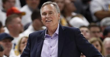 BREAKING: Rockets, D'Antoni End Extension Talks