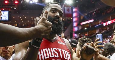 Harden Voted Unanimous First Team All NBA
